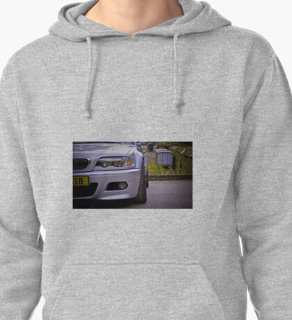 BMW M3 E46 Pullover Hoodie