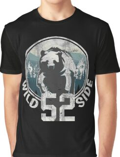 The Wild Side Graphic T-Shirt