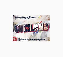 Greetings From Quinland Unisex T-Shirt