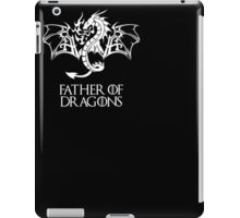 Father of Dragons t-Shirt iPad Case/Skin