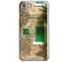Pollenca, Mallorca iPhone Case/Skin