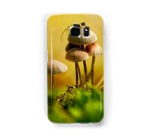 The spider and the fly Samsung Galaxy Case/Skin