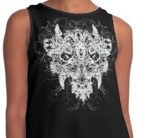 The Devil in the Details Contrast Tank
