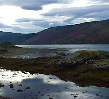 Loch Duich by TJLewisPhoto