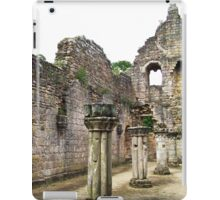 Fountains Abbey iPad Case/Skin