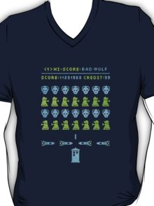 Dr Who: Space Invader T-Shirt