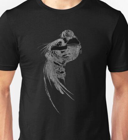 °FINAL FANTASY° Final Fantasy VIII B&W Logo Unisex T-Shirt