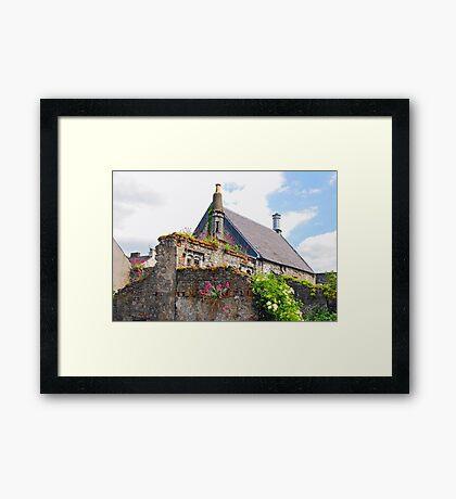 Kilkenny House Framed Print
