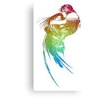 °FINAL FANTASY° Final Fantasy VIII Rainbow Logo Canvas Print