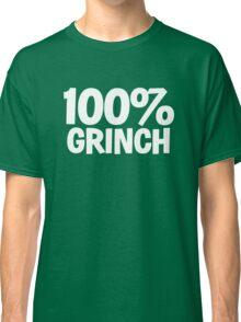 100% Grinch Classic T-Shirt