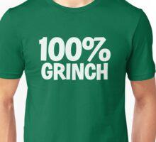 100% Grinch Unisex T-Shirt