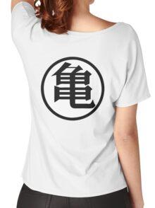 Dragonball Muten Symbol Women's Relaxed Fit T-Shirt