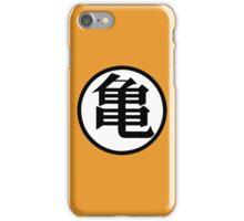 Dragonball Muten Symbol iPhone Case/Skin