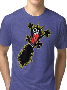 A Truly Electrifying Experience by Cheerful Madness!! Tri-blend T-Shirt