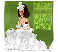 WHIPPED CREAM & OTHER DELIGHTS Poster