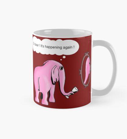I drink to get trunk Mug