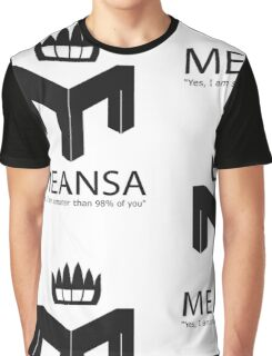 meansa Graphic T-Shirt
