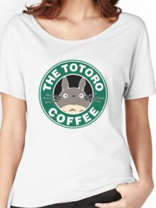 The Anime Coffee Women's Relaxed Fit T-Shirt