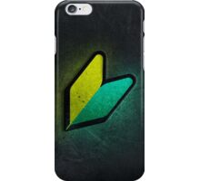 Wakaba case (2) iPhone Case/Skin