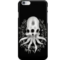 Alien Skull B iPhone Case/Skin