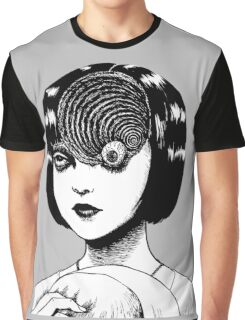 Woman With Special Eyeball Graphic T-Shirt