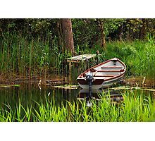 Fishing Boat Photographic Print