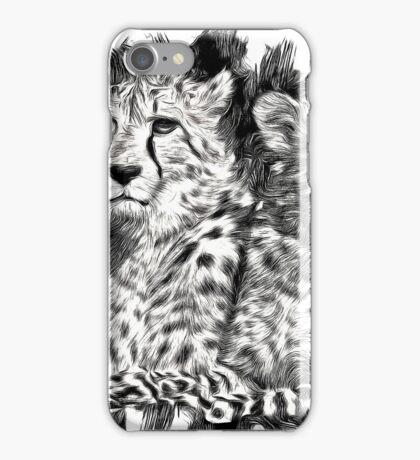Loving Cheetahs iPhone Case/Skin