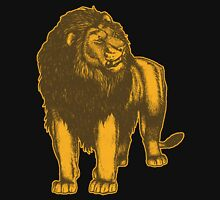 Lone Lion by Cheerful Madness!! Unisex T-Shirt