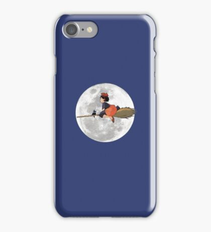 Kiki's Delivery Service (1989) iPhone Case/Skin