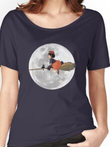 Kiki's Delivery Service (1989) Women's Relaxed Fit T-Shirt