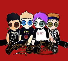 Voodoo Doll - 5SOS by tori5sos