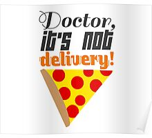 I Could Really Go for Some Mini Pizzas Right Now... Poster
