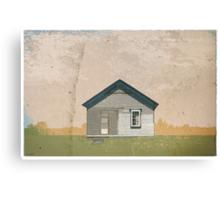 Frankfort Building Illustration Canvas Print