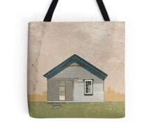 Frankfort Building Illustration Tote Bag