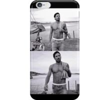 Henrik Lundqvist iPhone Case/Skin