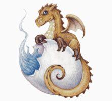 Baby Dragon Kids Tee