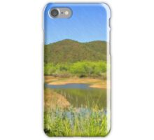 Through The Oaks iPhone Case/Skin
