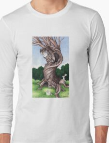 Hoo goes there? Long Sleeve T-Shirt