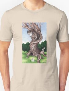 Hoo goes there? Unisex T-Shirt