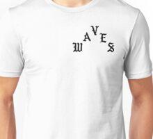 Waves - The Life of Pablo Unisex T-Shirt