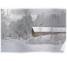 Winter 3/14/14 #4 Poster