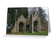 Shobdon Arches Greeting Card