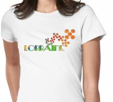 The Name Game - Lorraine Womens Fitted T-Shirt