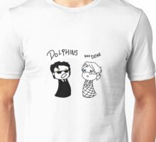Good Omens Crowley and Aziraphale Unisex T-Shirt