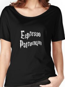 Espresso Patronum HP Cool Design Women's Relaxed Fit T-Shirt