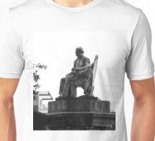 male statue Unisex T-Shirt