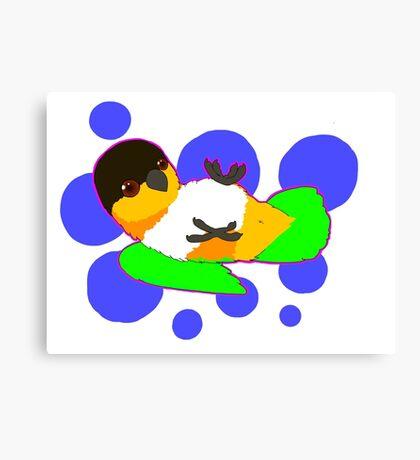 Caique Canvas Print