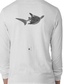 Whale Shark in Okinawa Long Sleeve T-Shirt