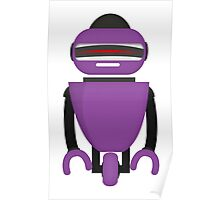 Robot Character #113 Poster