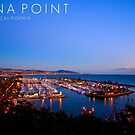 Dana Point Harbor View by K D Graves Photography